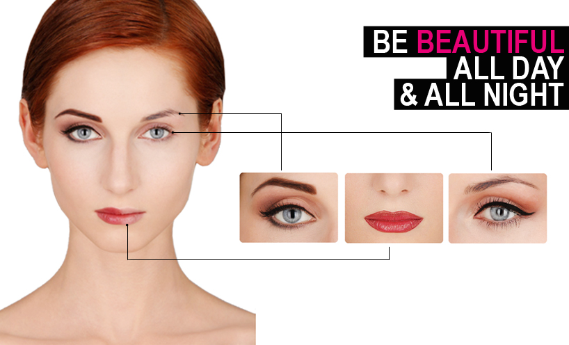 Permanent : BELLAPERM Permanent Make Up DUBLIN I Laser Hair Removal DUBLIN ...